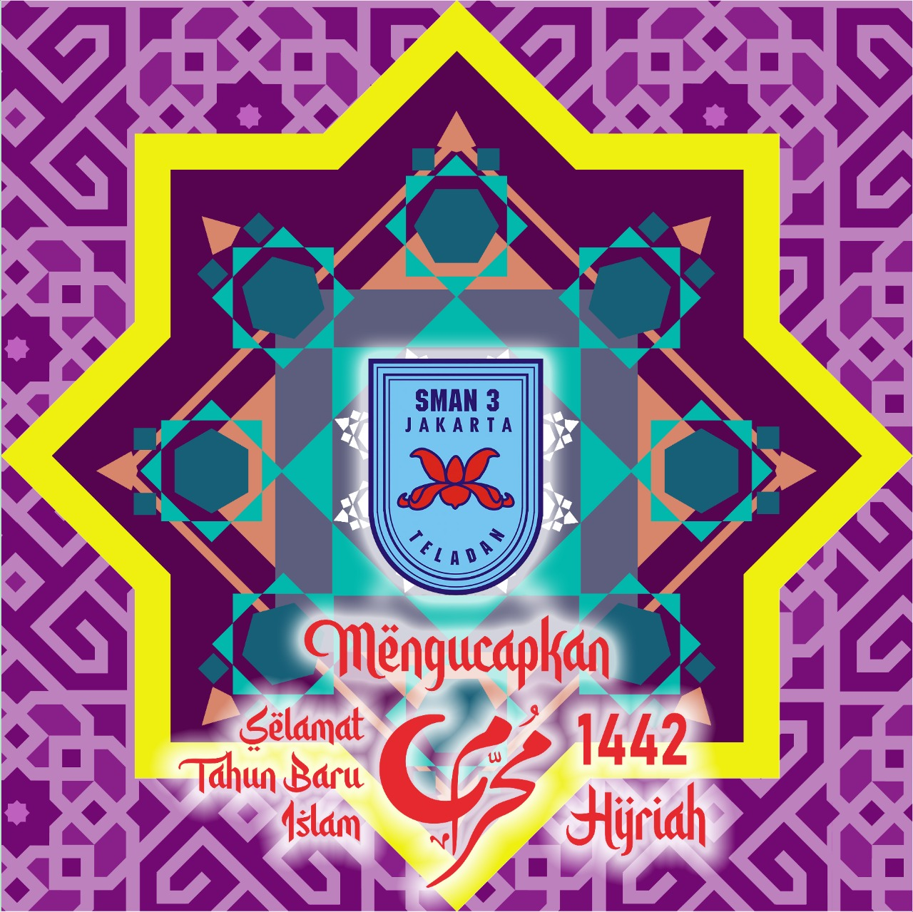 Selamat Tahun Baru Islam 1442H